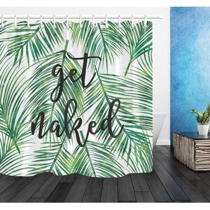 Other - 🌿 Get Naked Shower Curtain 🌿